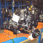 Autrans Powertrain Assembly