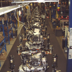Autrans Assembly Line (from above)